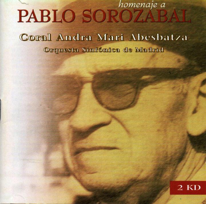 HOMENAJE A PABLO SOROZABAL