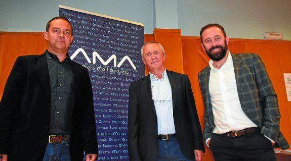 La Diputación homenajeará en noviembre a la Coral Andra Mari